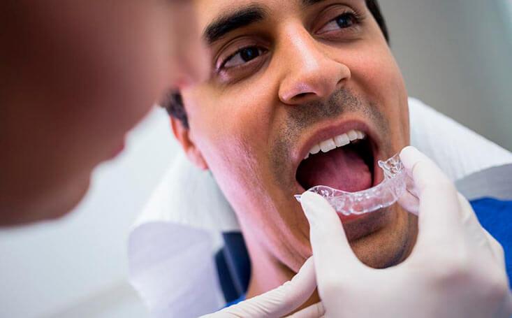 Problemas  de la musculatura mandibular y de la articulación temporo-mandibular