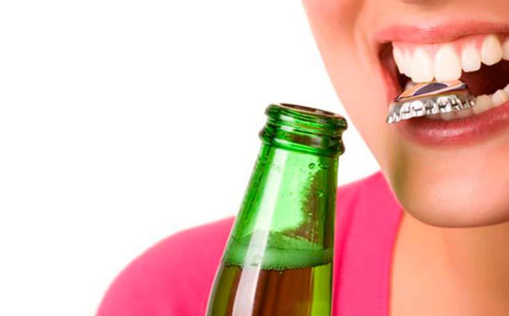 Causas que provocan el desgaste del esmalte dental