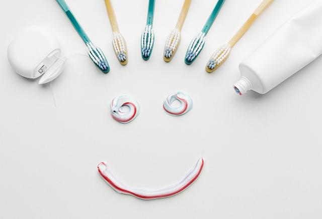 Kit para tu limpieza dental